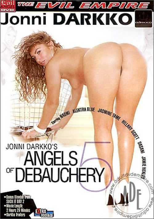 Angels of Debauchery 5 Boxcover