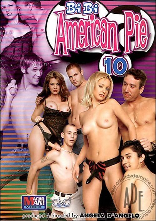 Bi Bi American Pie 10 Boxcover