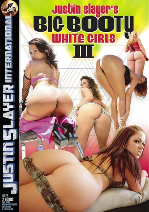 Big Booty White Girls 3 Boxcover