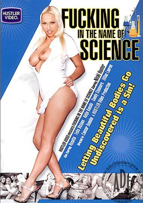 Fucking in the Name of Science Boxcover
