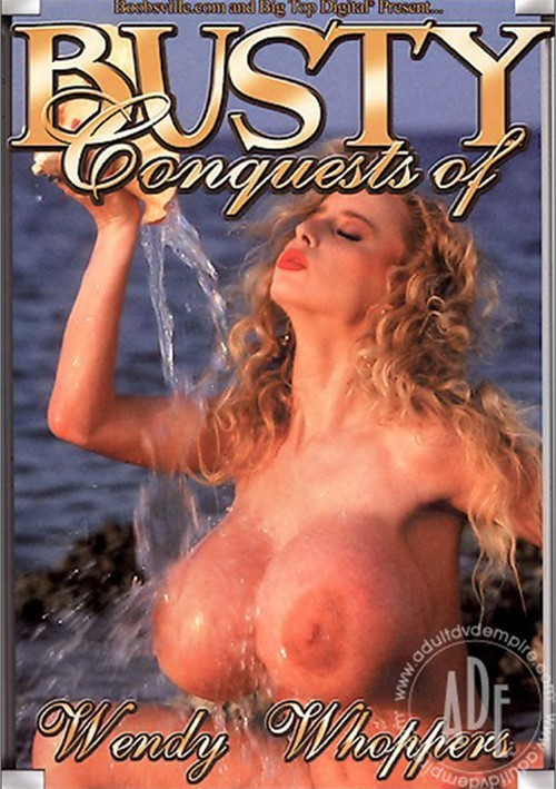 Busty Conquests of Wendy Whoppers Boxcover
