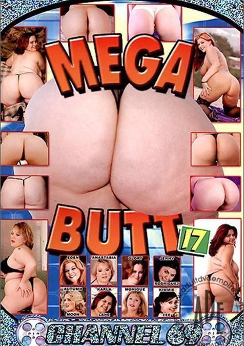 Mega Butt 17 Boxcover