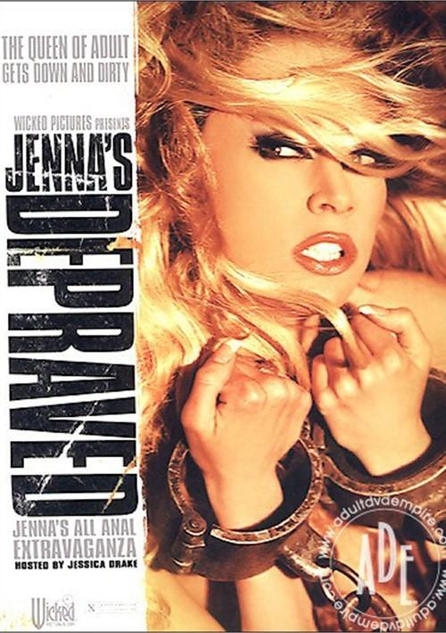 Jenna's Depraved Boxcover