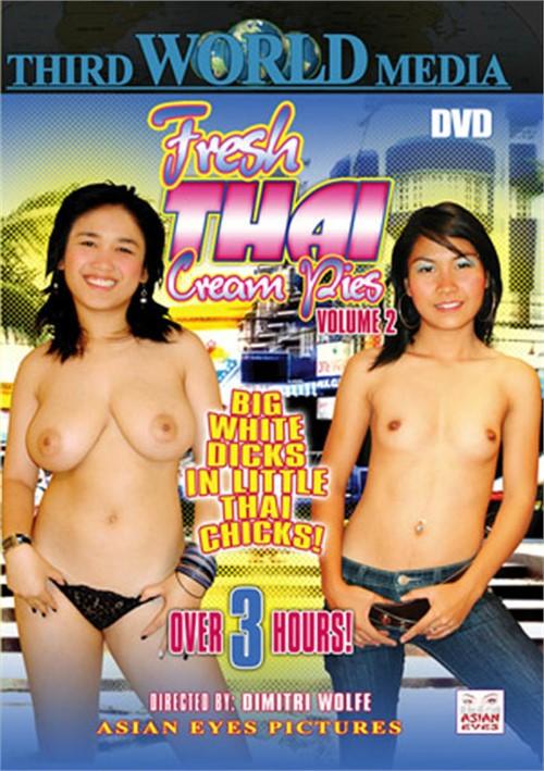 Fresh Thai Cream Pies Vol. 2 Boxcover