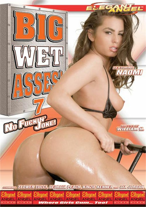 Big Wet Asses #7 Boxcover