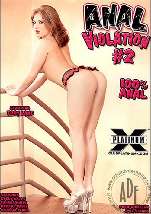 Anal Violation #2 Boxcover