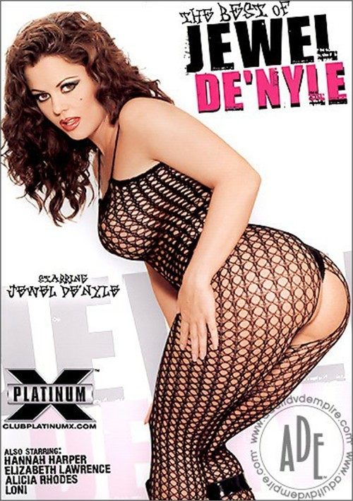 Best of Jewel De'Nyle, The Boxcover