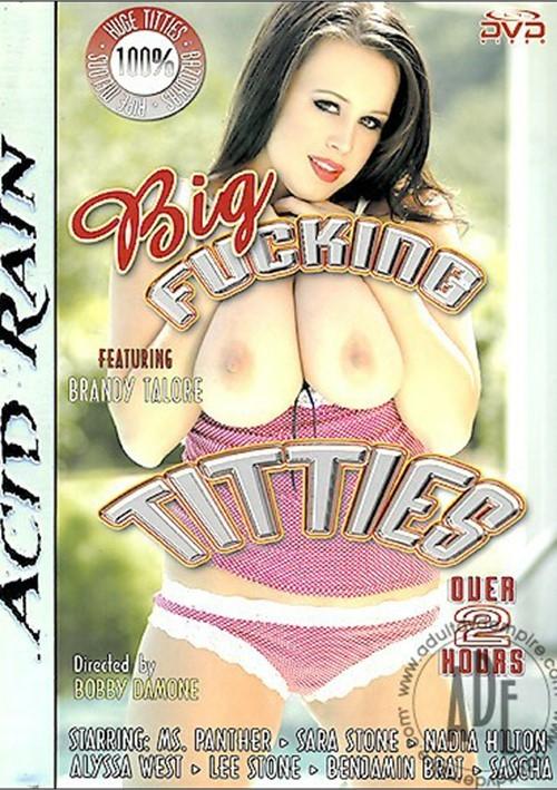 Big Fucking Titties Boxcover