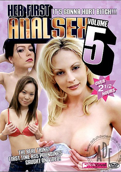 Her First Anal Sex Volume 5 Boxcover