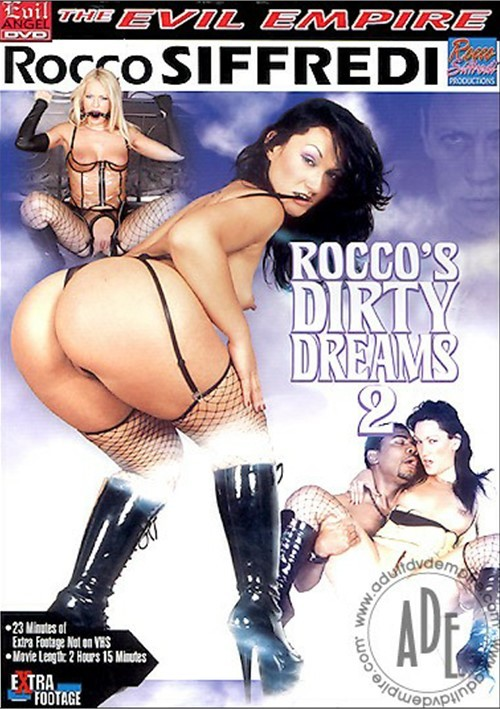 Rocco's Dirty Dreams 2 Boxcover