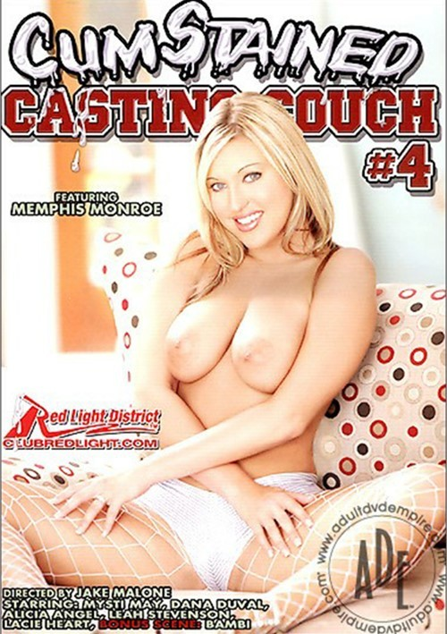 Cum Stained Casting Couch #4 Boxcover