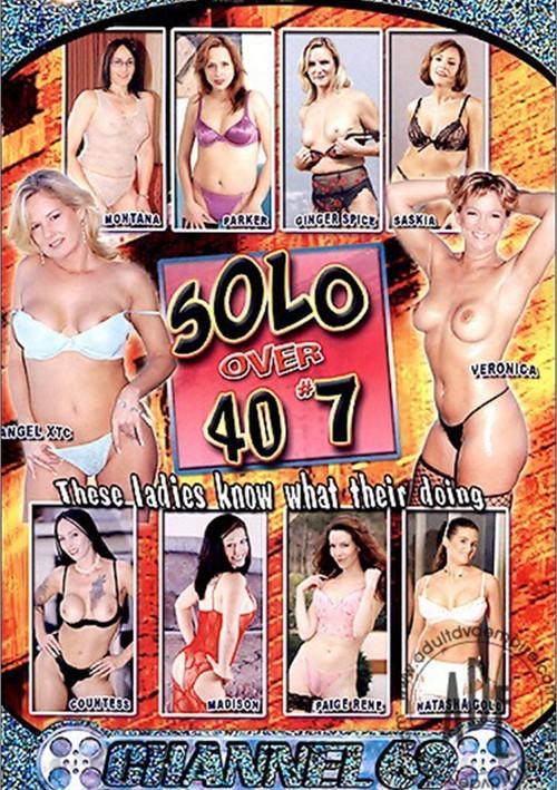 Solo Over 40 #7 Boxcover