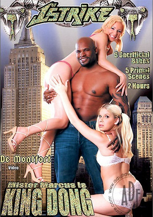Mister Marcus is King Dong Boxcover