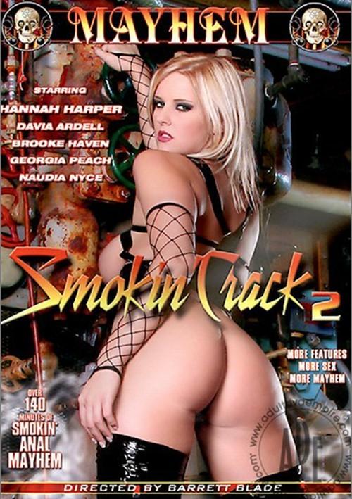 Smokin' Crack 2 Boxcover