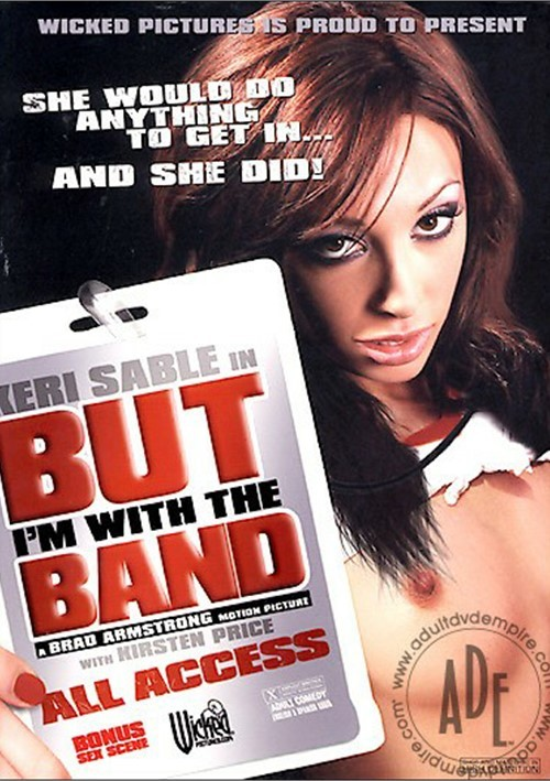 But I'm With The Band Boxcover