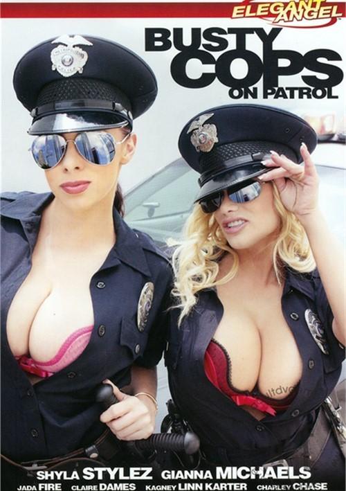 Busty cops nude video