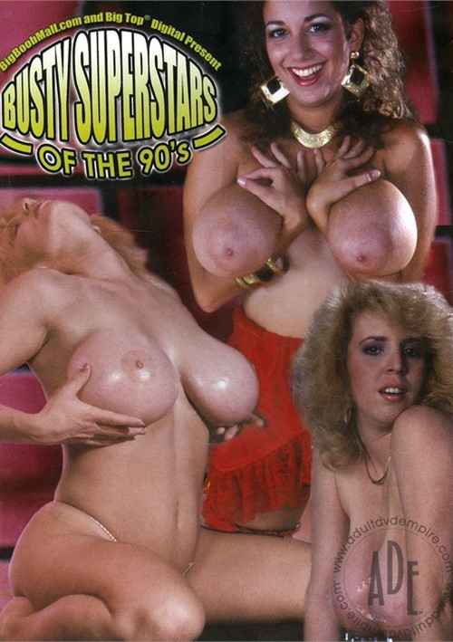 Hot Strip Show Tease from Busty Superstars Of The 90's | Big Top | Adult  Empire Unlimited
