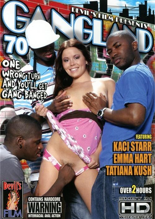 Interracial orgie films
