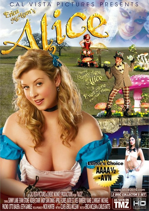 Alice meets the mad hatter from alice cal vista metro adult empire unlimited