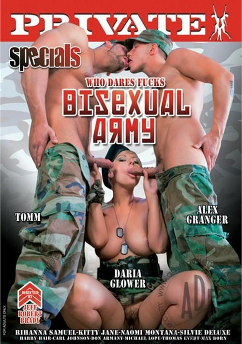 Horny army studs