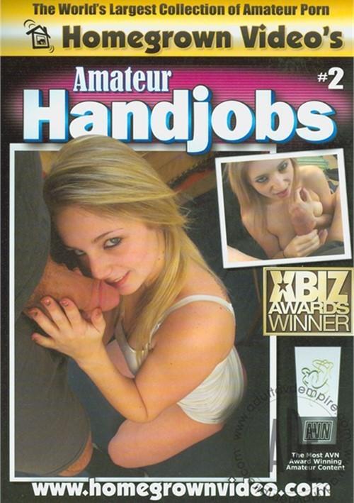 The blonde milf knows handjobs