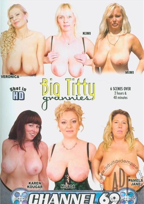 Kimi mature big tits