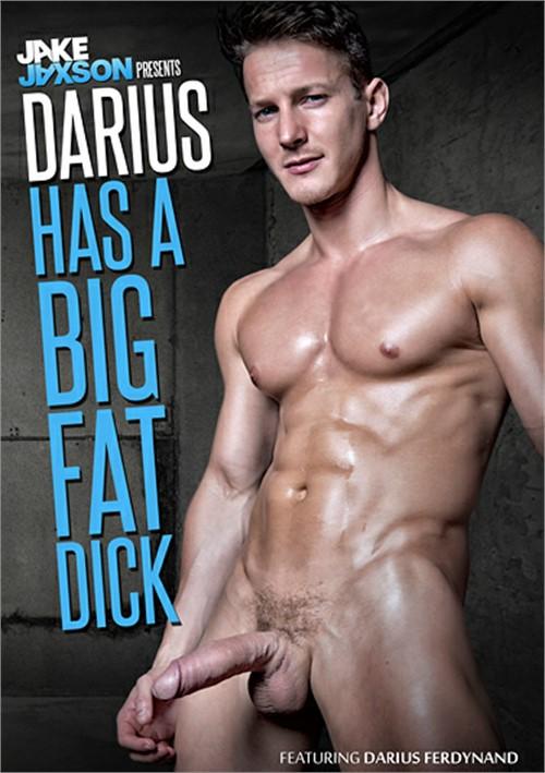 Hot guy presents his big dong