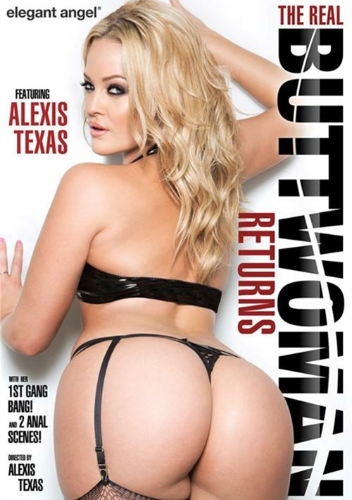 Sexy Blonde Alexis Texas Gets Fucked in Her Amazing Ass with a Big Cock