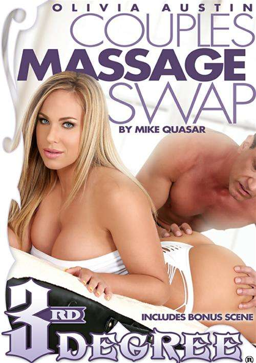 Sexy Blonde Olivia Austin Gets a Massage and a Big Dick