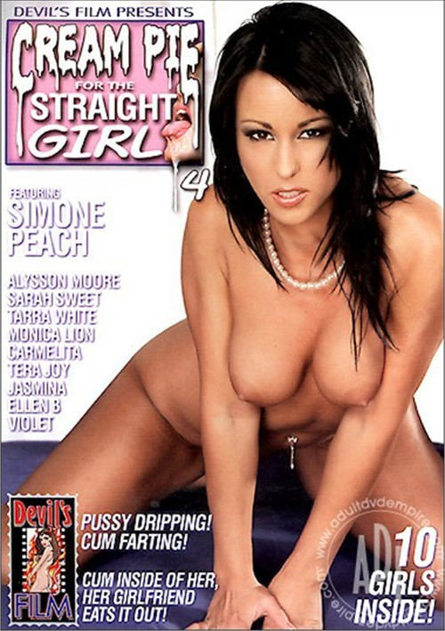 Cream Pie For The Straight Girl 4