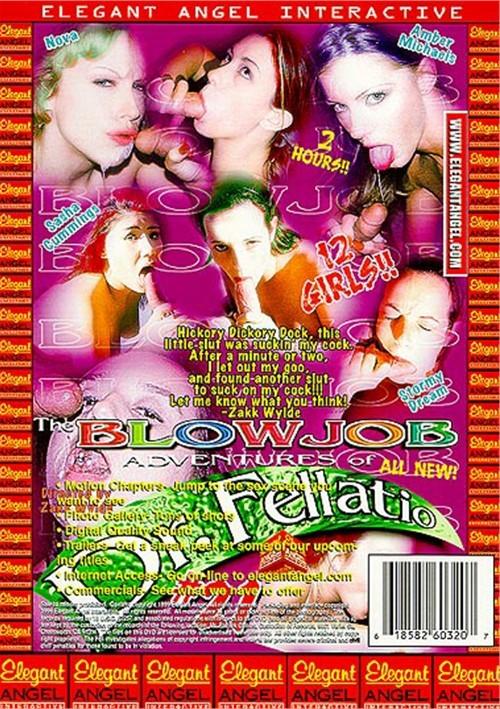Blowjob Adventures of Dr. Fellatio #21, The