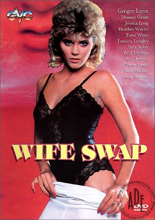 Wife Swap Boxcover