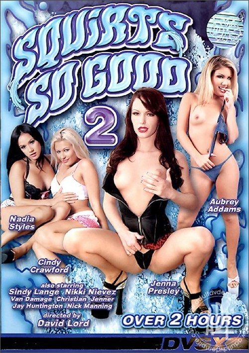 Squirts So Good 2 Boxcover