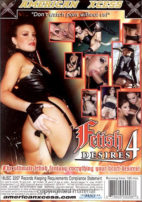 Xxx fetish dvd asian