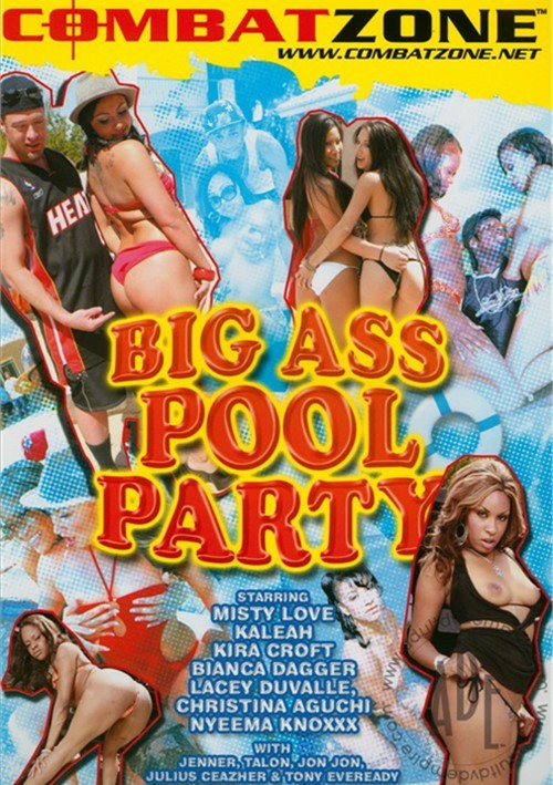 Big Ass Pool Party