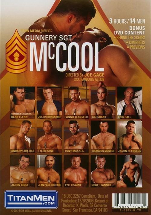 Gunnery Sgt. McCool