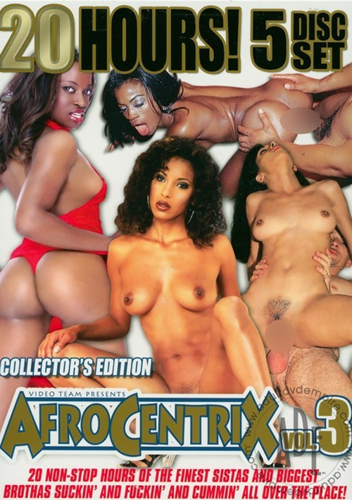 Afrocentrix Collector's Edition Vol. 3