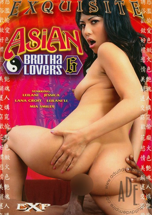Asian Brotha Lovers 6 Boxcover