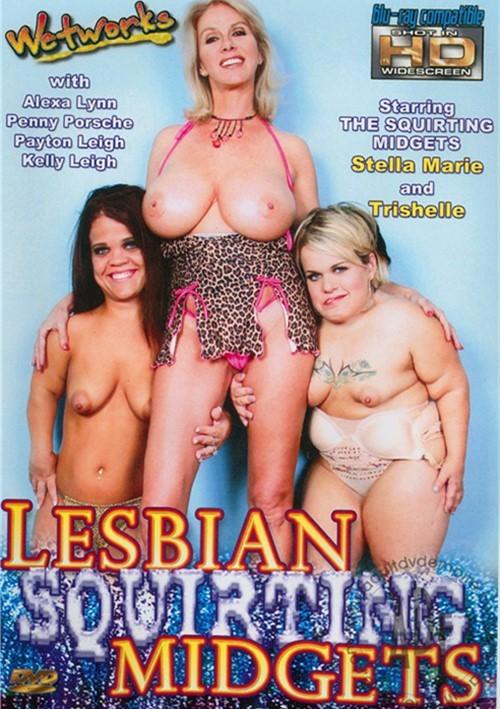Lesbian Squirting Midgets