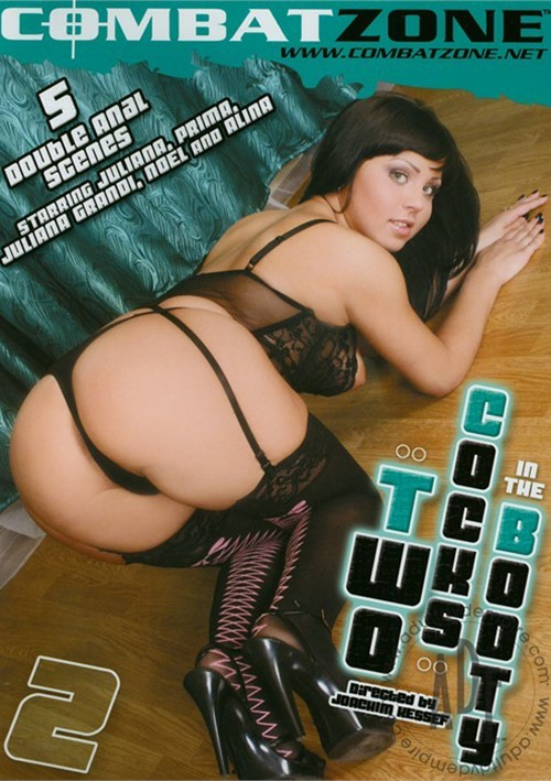 Two Cocks In The Booty 2