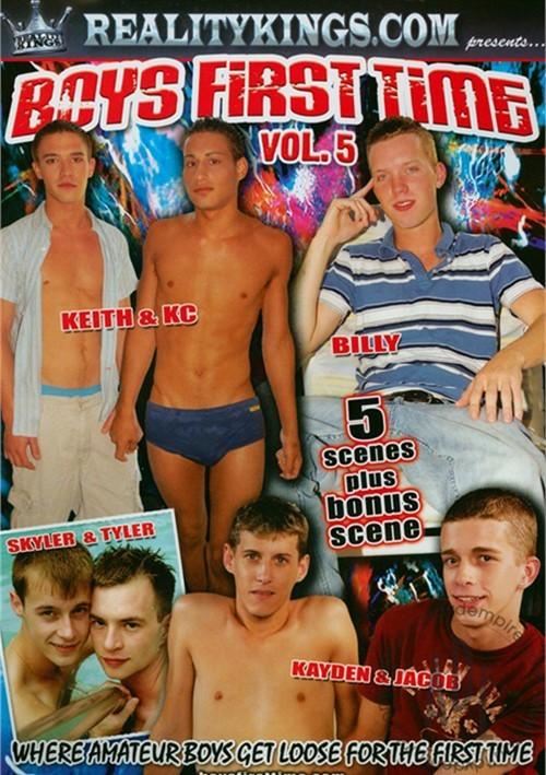 Boys First Time Vol. 5