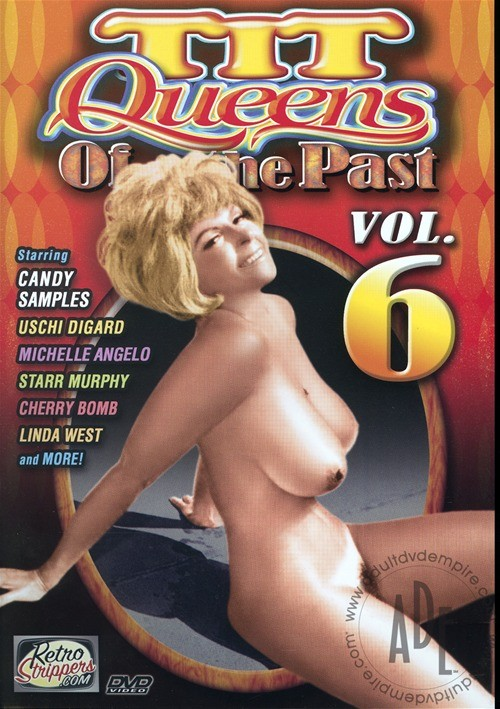 Tit Queens of the Past Vol. 6