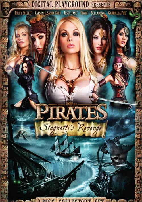 Pirates 2 - Stagnetti's Revenge Boxcover