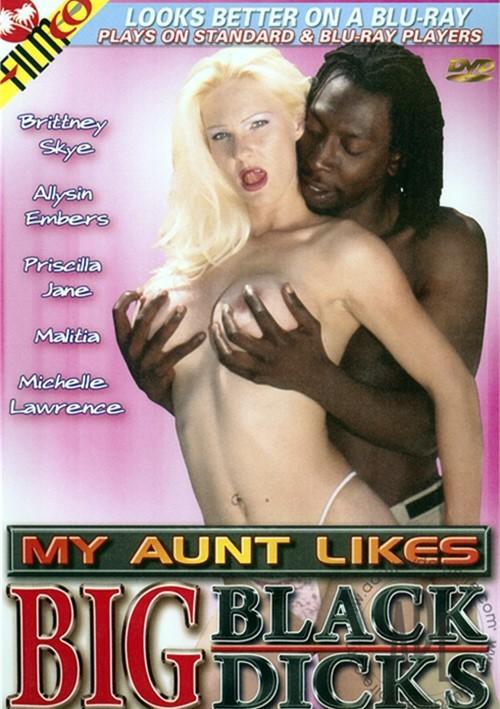 My Aunt Likes Big Black Dicks Boxcover