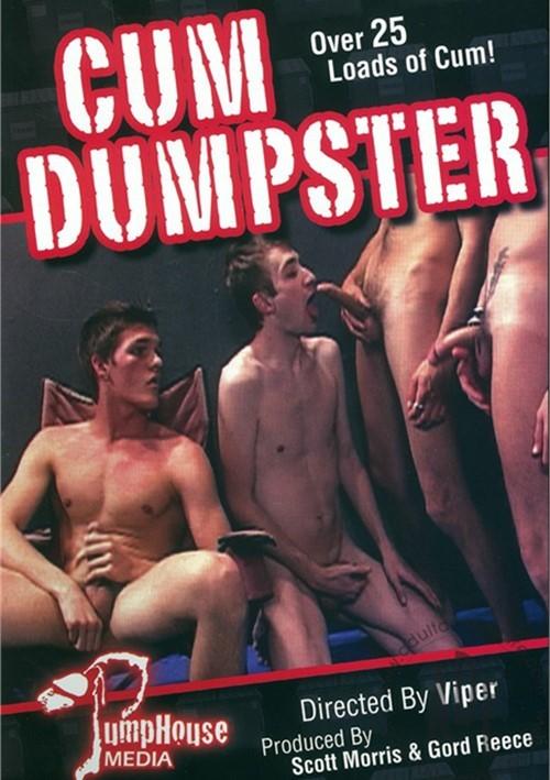 Cum dumpster scene 1