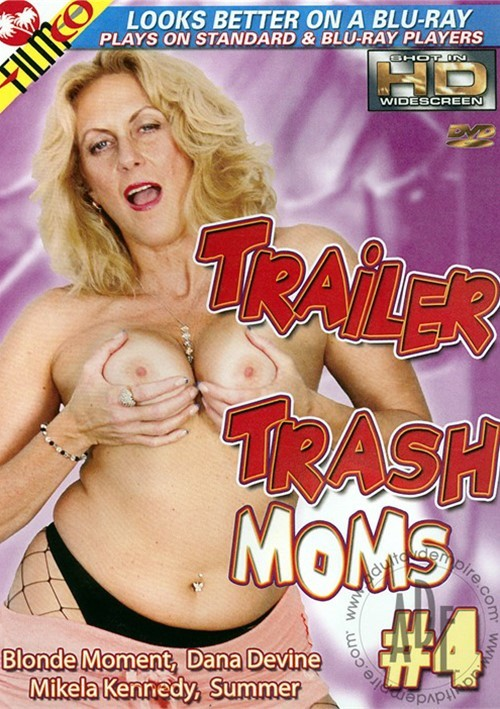 Trailer Trash Moms #4 Boxcover