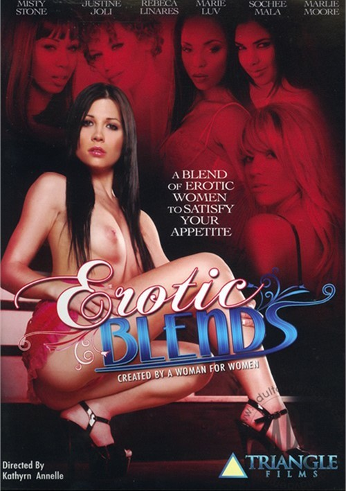 Erotic Blends Boxcover
