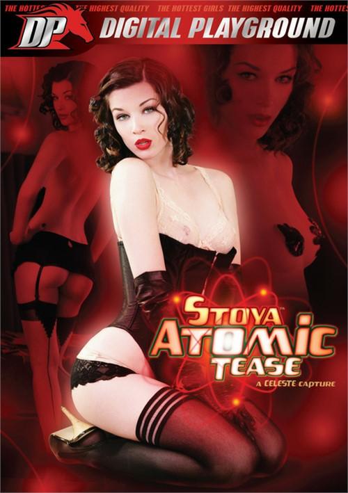 Stoya Atomic Tease Boxcover