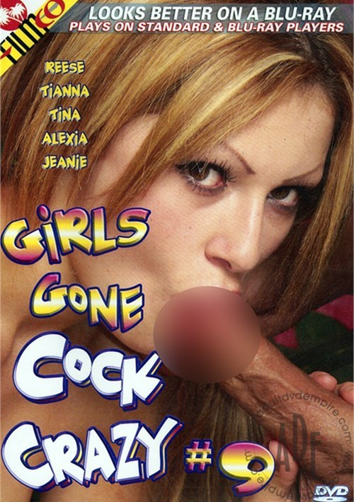 Girls Gone Cock Crazy #9