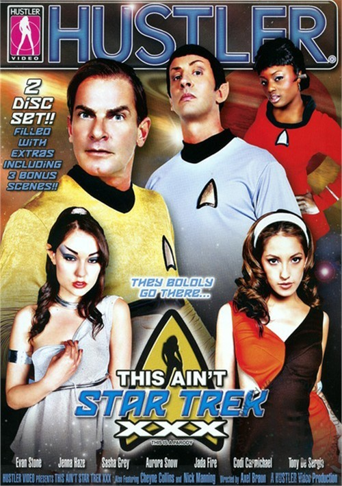 This Ain't Star Trek XXX Boxcover